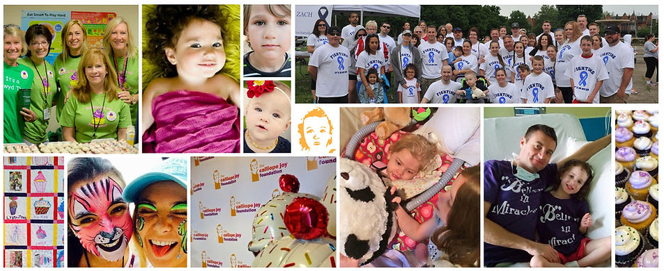 Cal's Cupcakes | TCJF - Leukodystrophy