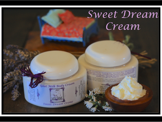 Sweet Dream Cream