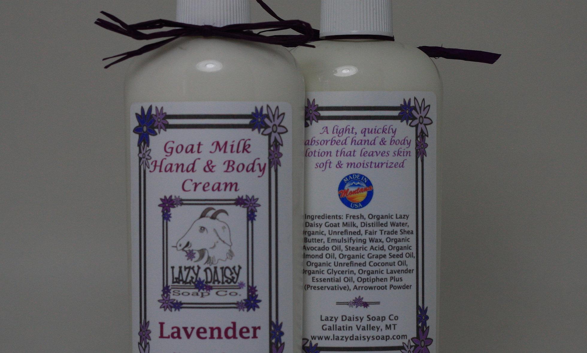 Lavender   lazy-daisy
