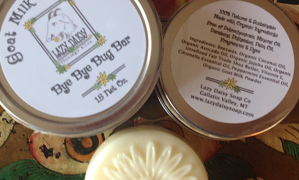 Bye Bye Bug Lotion Bar