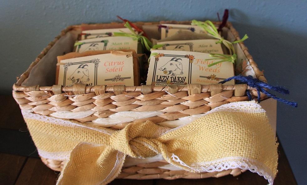 Best Sellers Soap Basket