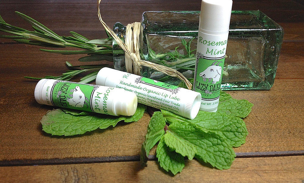 Rosemary Mint Lip Lube