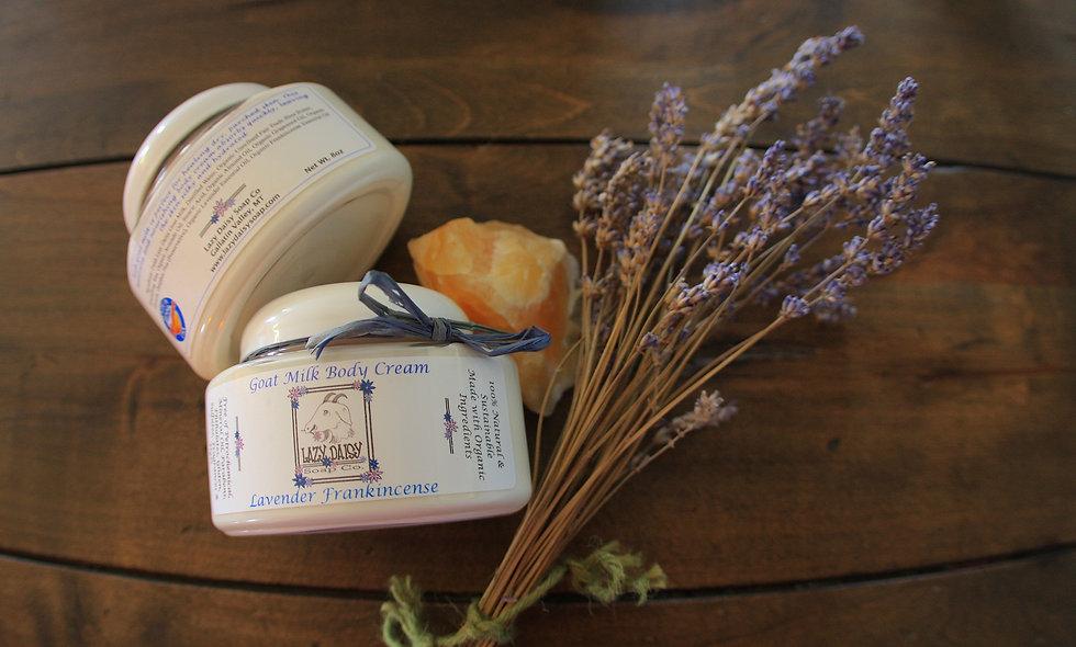 Lavender & Frankincense