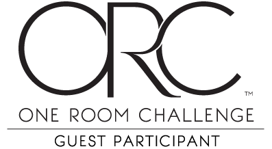 One Room Challenge - Week 1