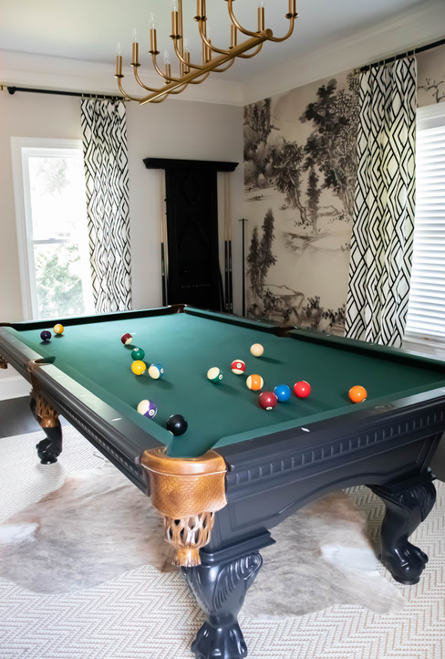 Fun & Family Game Room - Billiards Table View 2