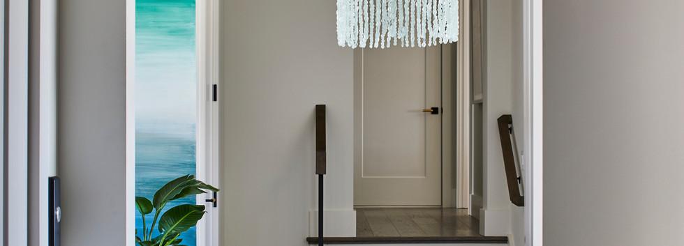 IDS Charlotte Designer Showhouse/ Southern Living Showcase Home - Bonus room entrance