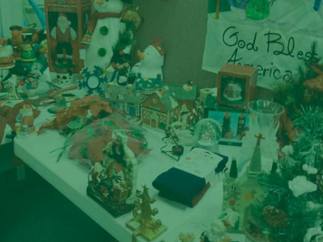 Christmas Bazaar 2017