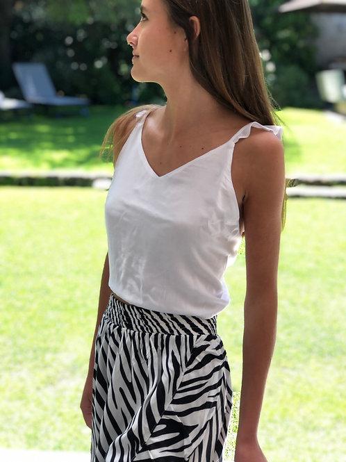 Blusa Vero blanca