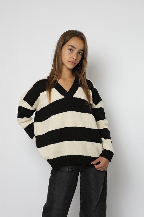 Sweter Jacinta negro