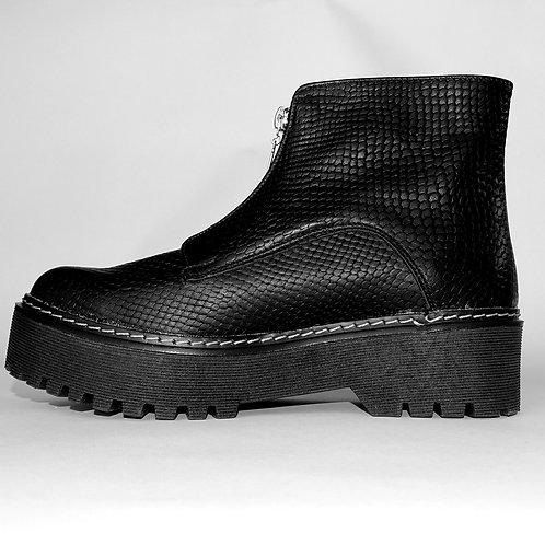 Zapato de cuero  Gbd Cierre