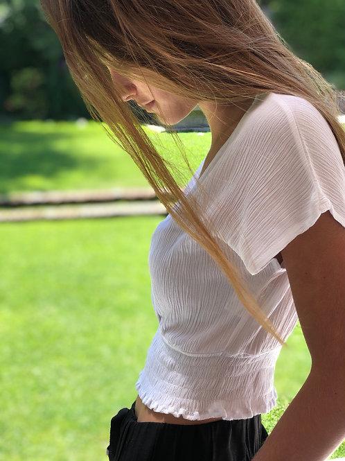 Blusa Sofia Blanca