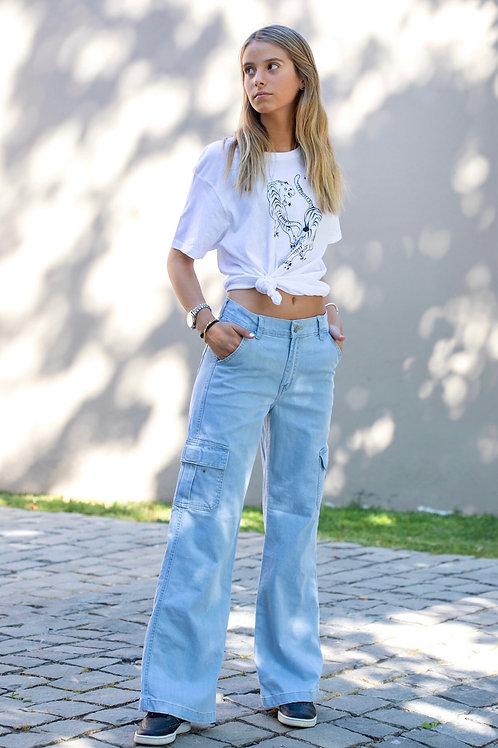 Jeans bolsillos