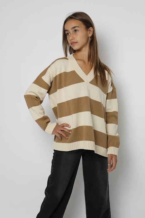 Sweter Jacinta beige