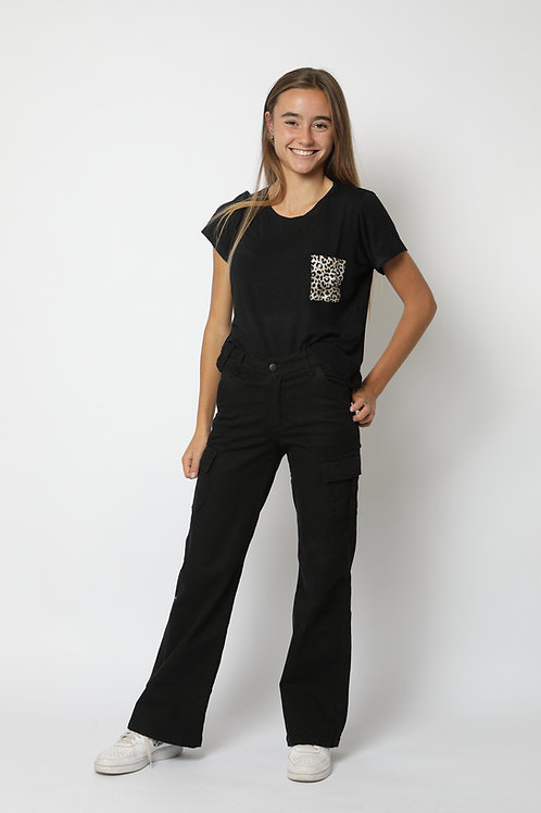 Jeans Olivia negro