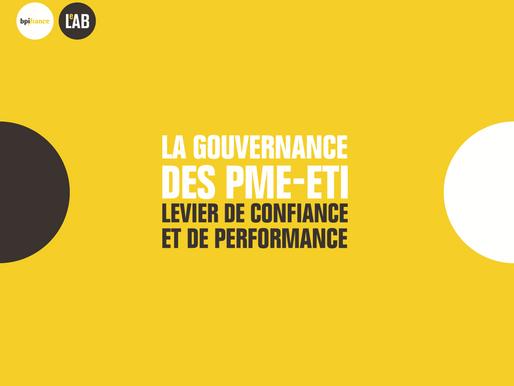 BPI LeLab - La gouvernance des PME et ETI