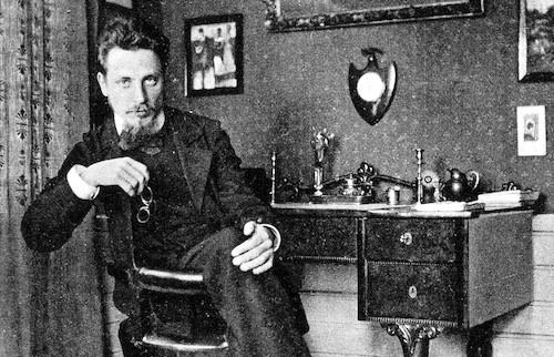 Rainer Maria Rilke [1875 - 1926]