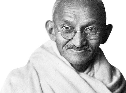 Mahatma GHANDI [1869 - 1948]