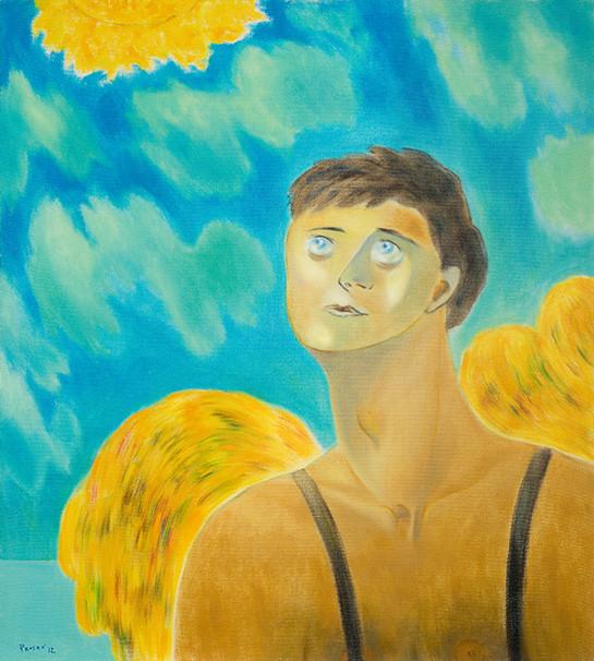Icarus' sun. 2012