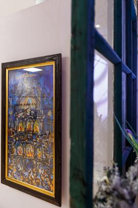 Окно в «Лувр»