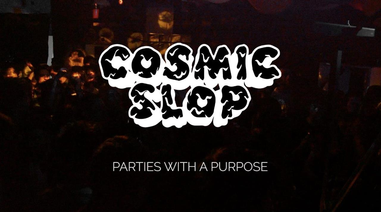Cosmic Slop: Parties with a Purpose (Credits Music)