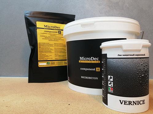 MicroDec Microbeton (комплект тестеров)