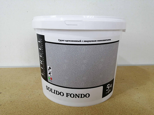 """Solido Fondo"" Грунт с кварцевым наполнителем"