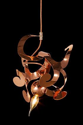 brandvanegmond_kelp25 chandelier _copper