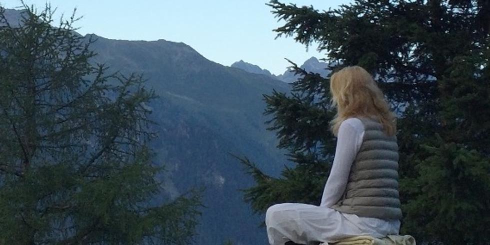Geist beruhigen-Atmen-Entspannen - Do. 19.30-20.45