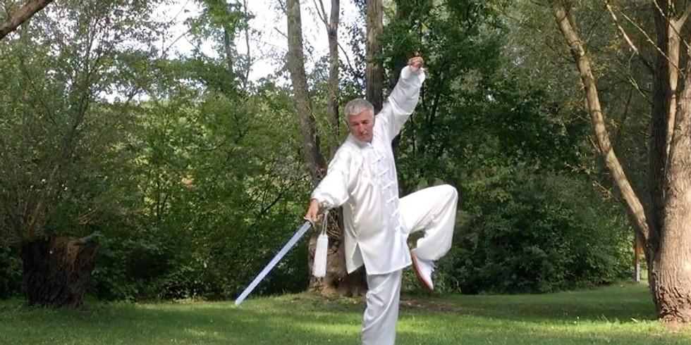49 Wudang Schwert Taiji - Donnerstag 19.30 - 20:45