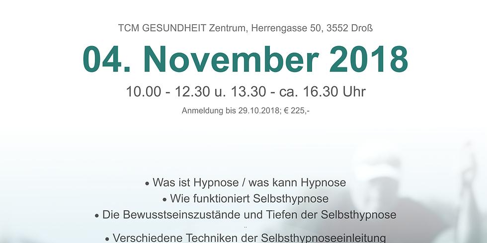 MIND[RE]SET - Selbsthypnose Workshop