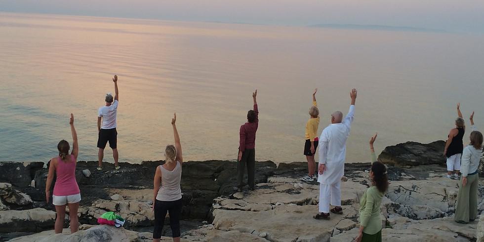 Shaolin Qigong + Meditation - Dienstag 18.00 - 19.15