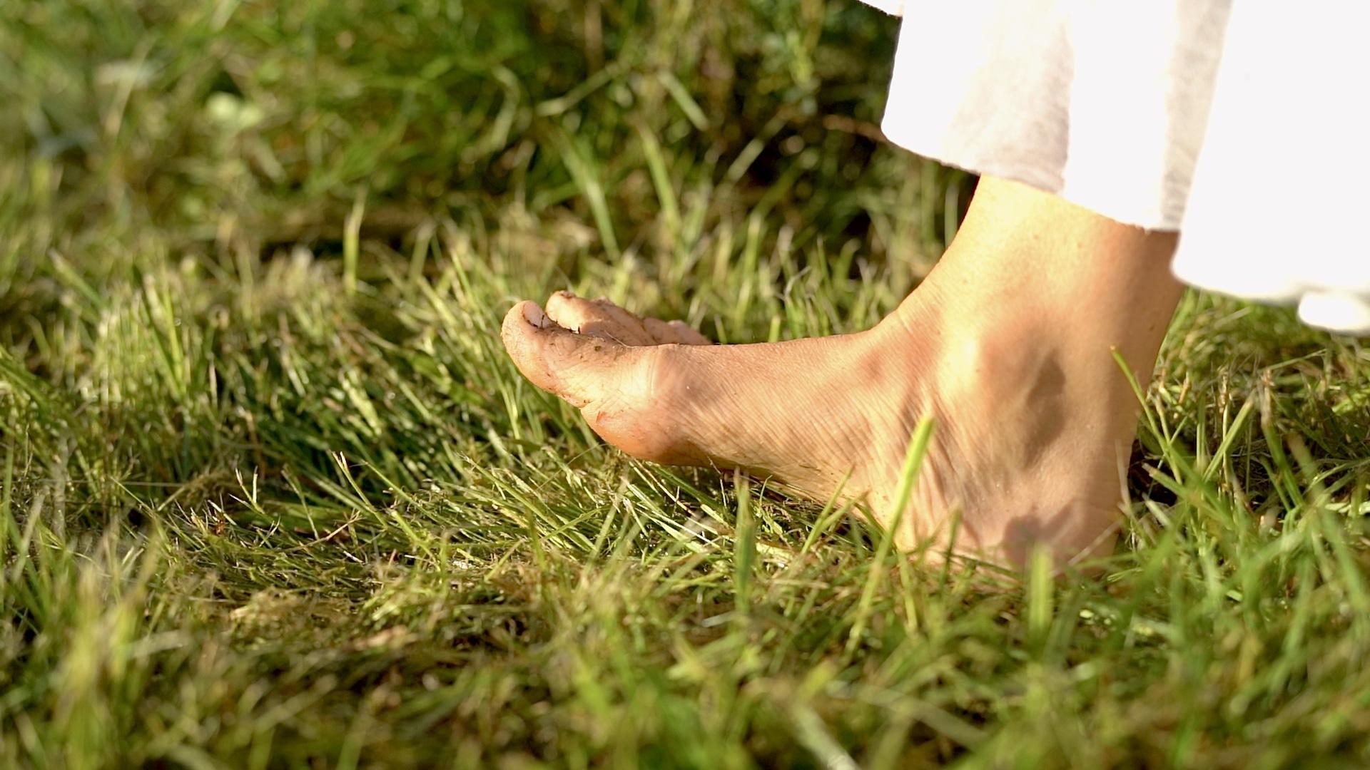 b gehen gras 2