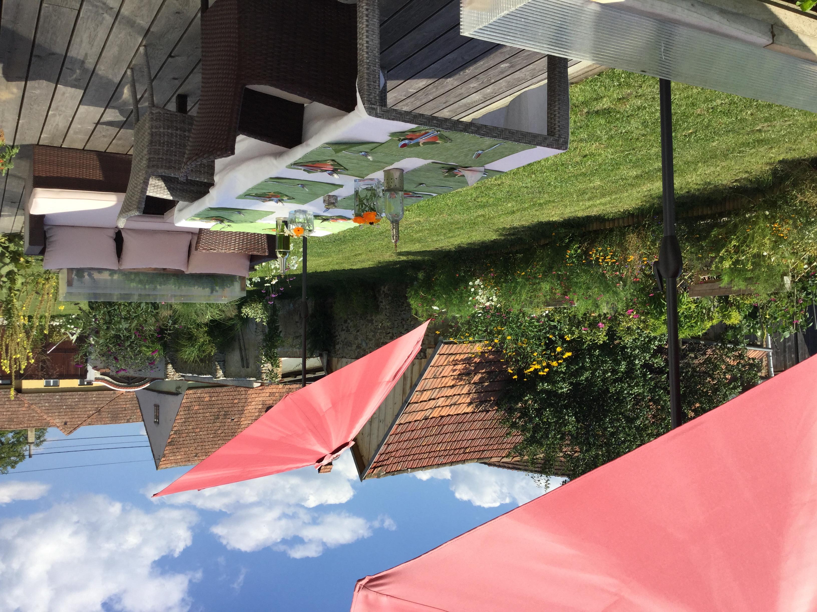 Frühstücksplatz
