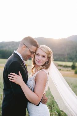 Wedding makeup hood river