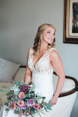 Bridal makeup artist the dalles