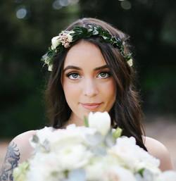 Bridal makeup hood river