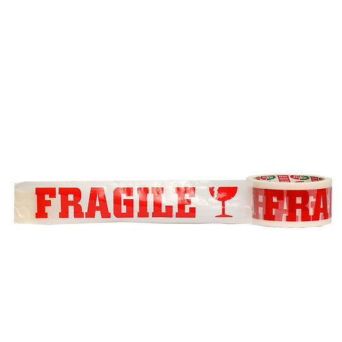 Fragile Tapes (per Roll)