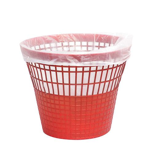 Wastepaper Basket Bag (White)
