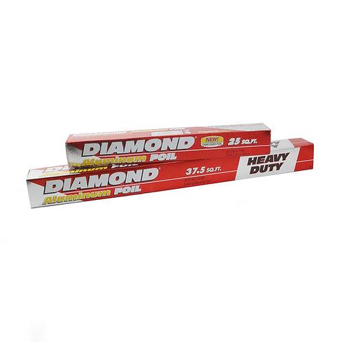 Diamond Aluminium Foil