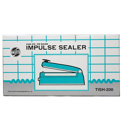 Impulse Sealer (TEW) Made in Taiwan: TISH