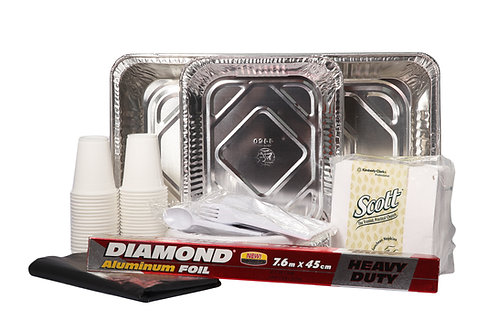 Standard BBQ Pack