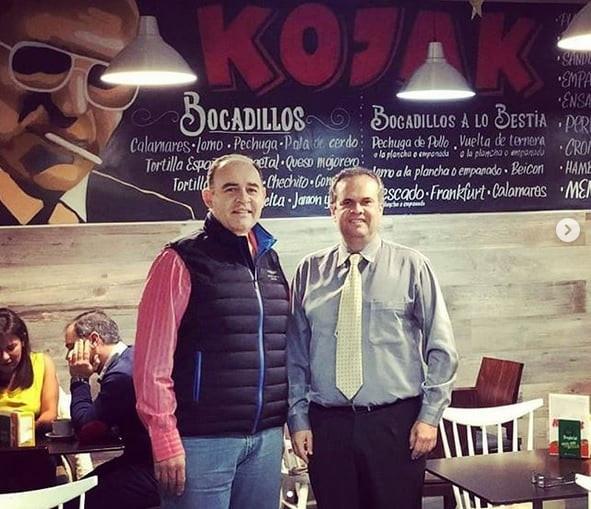 Bar Kojak y Pizzería Chukuluky patrocinan a Los Chancletas
