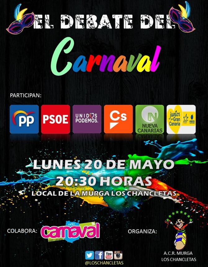 Debate del Carnaval de LPGC