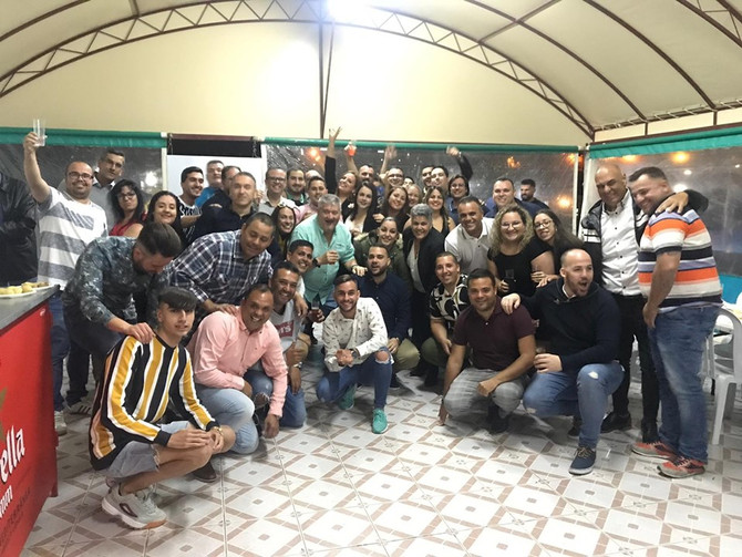 Cena de 'Fin de Año Carnavalero'