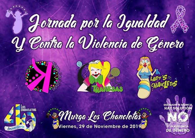 Jornada por la Igualdad y Contra la Violencia de Género