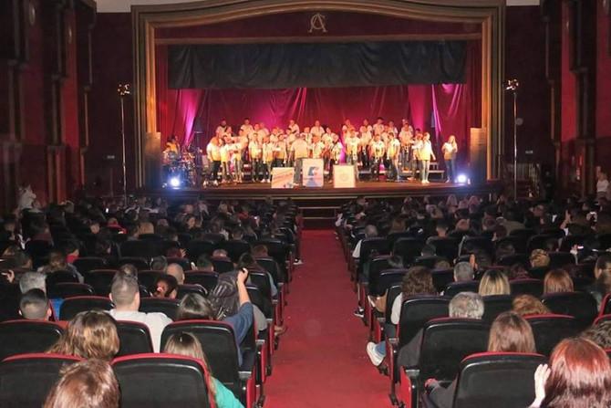 Actuamos en Lanzarote (Presentación de Los Simplones)