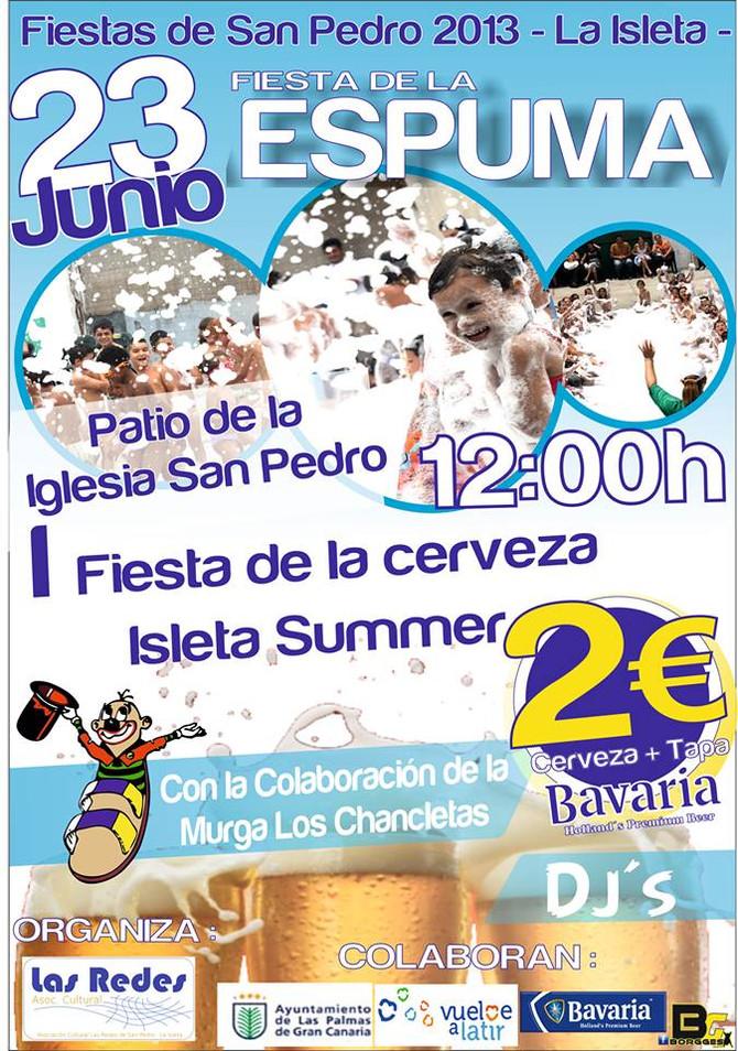 I Fiesta de la Cerveza Isleta Summer