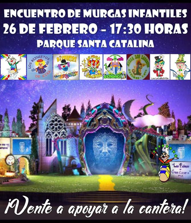 Encuentro de Murgas Infantiles 2020