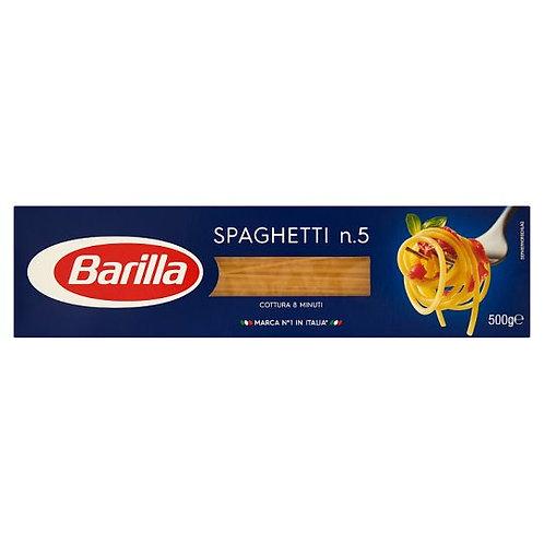 Spagetti durum Barilla 500g