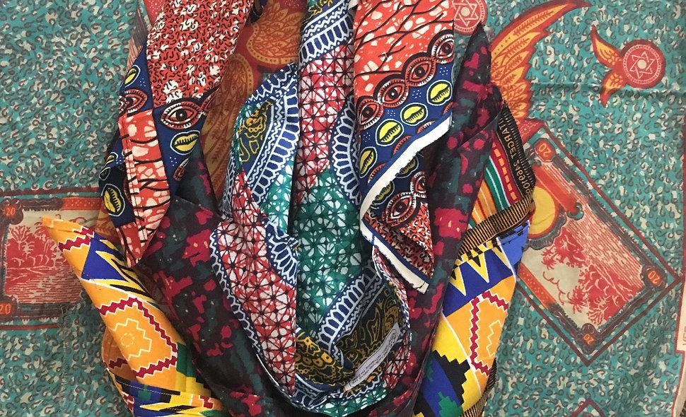KIDz: African Bandannas
